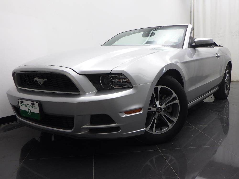 2014 Ford Mustang V6 - 1040197841