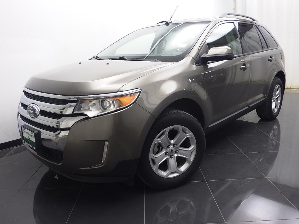 2013 Ford Edge SEL - 1040197870