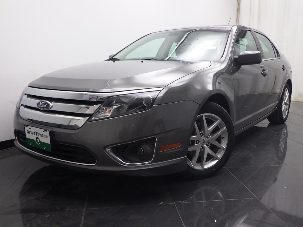2012 Ford Fusion SEL - 1040197873