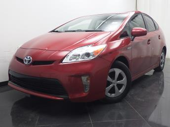 2014 Toyota Prius Three - 1040198096
