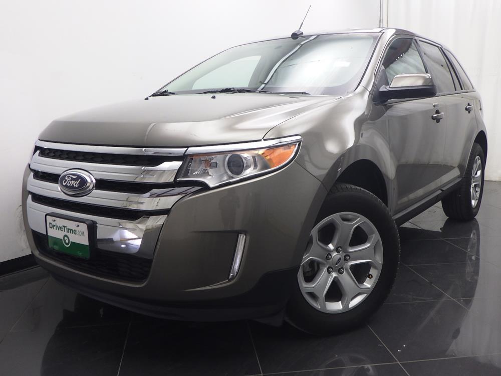 2014 Ford Edge SEL - 1040198131