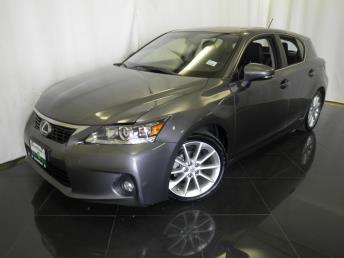 Used 2012 Lexus CT