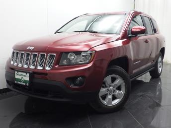 2017 Jeep Compass Latitude - 1040198225