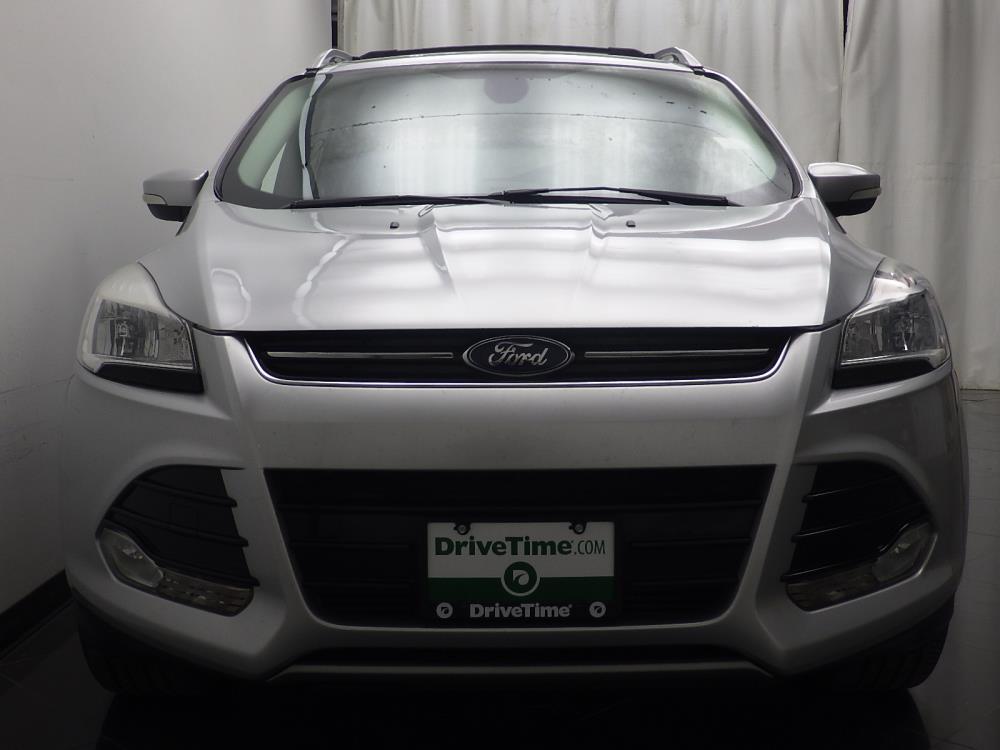 2014 Ford Escape Titanium - 1040198281