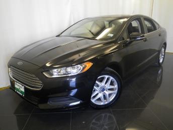 2015 Ford Fusion SE - 1040198721
