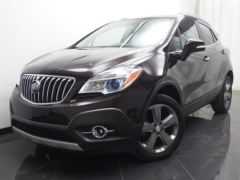 2014 Buick Encore Leather - 1040198775