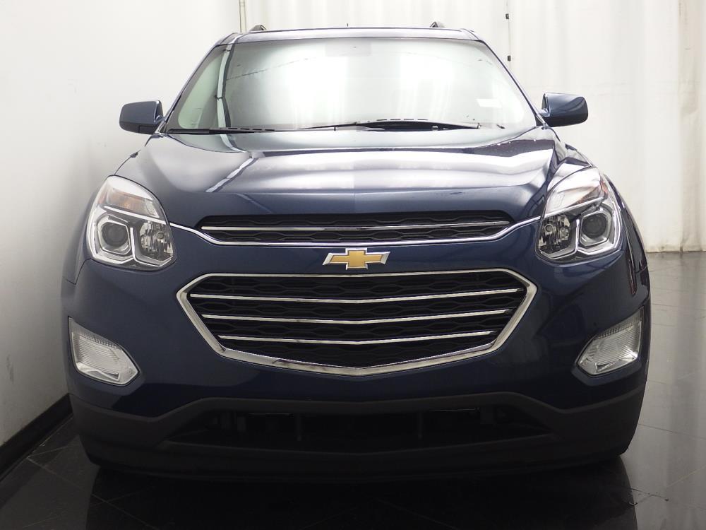 2016 Chevrolet Equinox LT - 1040198785