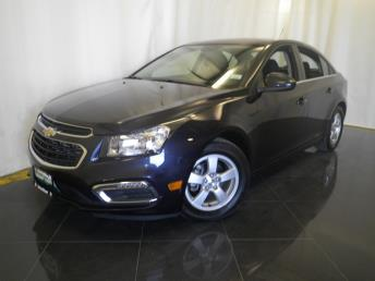 2016 Chevrolet Cruze Limited - 1040198844