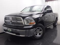 2010 Dodge Ram 1500 Quad Cab SLT 6.3 ft