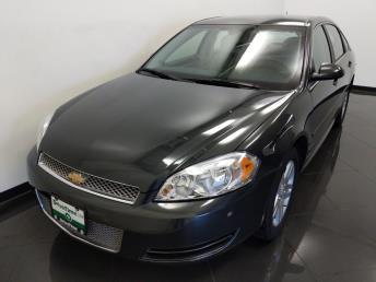 Used 2016 Chevrolet Impala