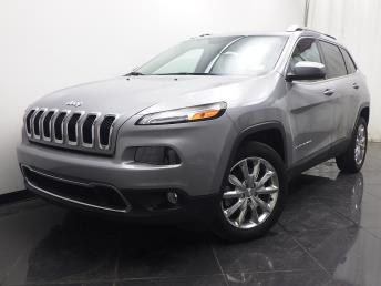 2014 Jeep Cherokee Limited - 1040199641