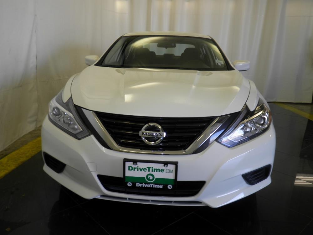 2016 Nissan Altima 2.5 S - 1040199642