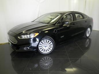 2014 Ford Fusion Energi - 1040199654