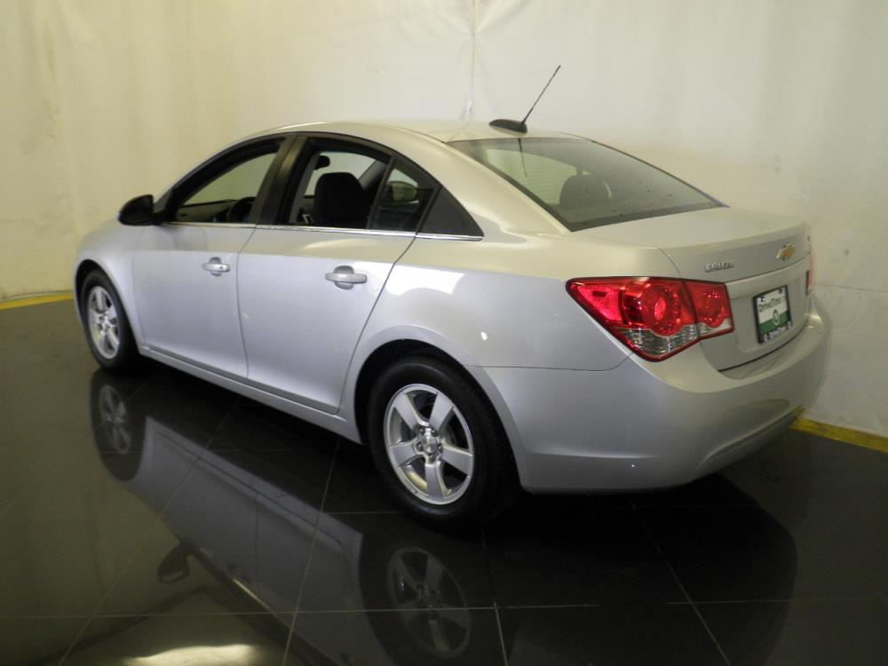 2016 Chevrolet Cruze Limited 1LT - 1040199665