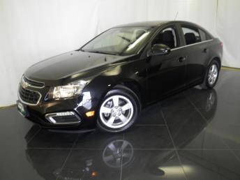 2016 Chevrolet Cruze Limited 1LT - 1040199666