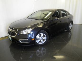 2016 Chevrolet Cruze Limited 1LT - 1040199667