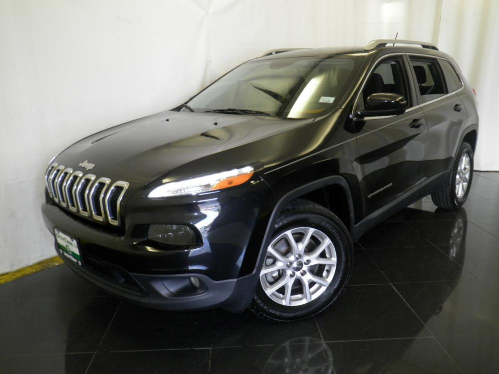2015 jeep cherokee latitude for sale in corpus christi 1040199867 drivetime. Black Bedroom Furniture Sets. Home Design Ideas