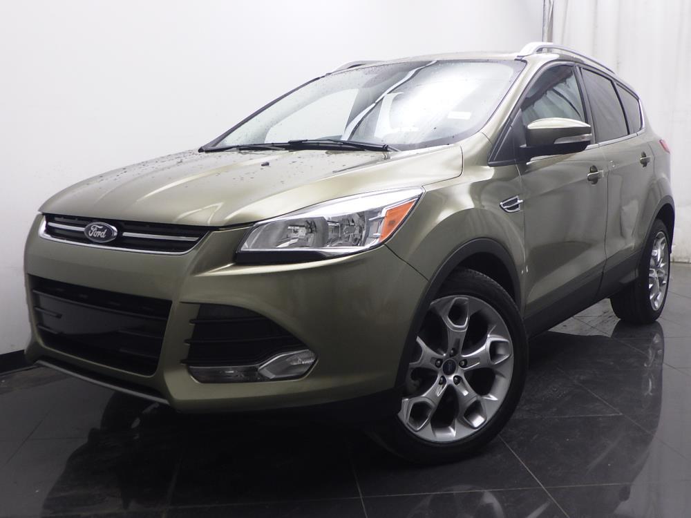 2014 Ford Escape Titanium - 1040200028