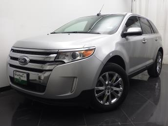 2014 Ford Edge Limited - 1040200040