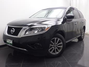 Used 2016 Nissan Pathfinder