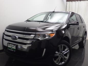 2013 Ford Edge Limited - 1040200045