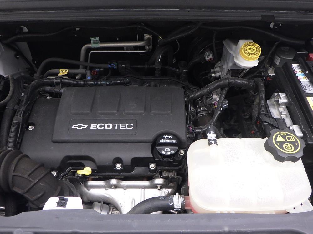 2016 Chevrolet Trax LTZ - 1040200046