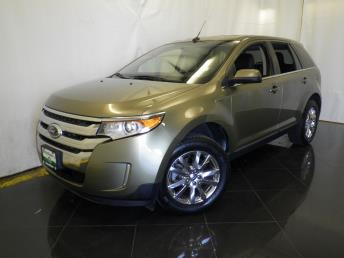 2013 Ford Edge Limited - 1040200070