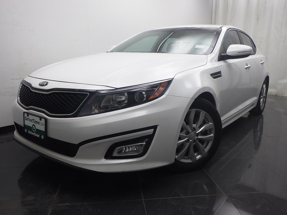 2015 Kia Optima EX - 1040200093