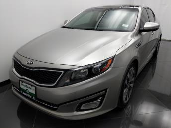 2014 Kia Optima SX Turbo - 1040200098