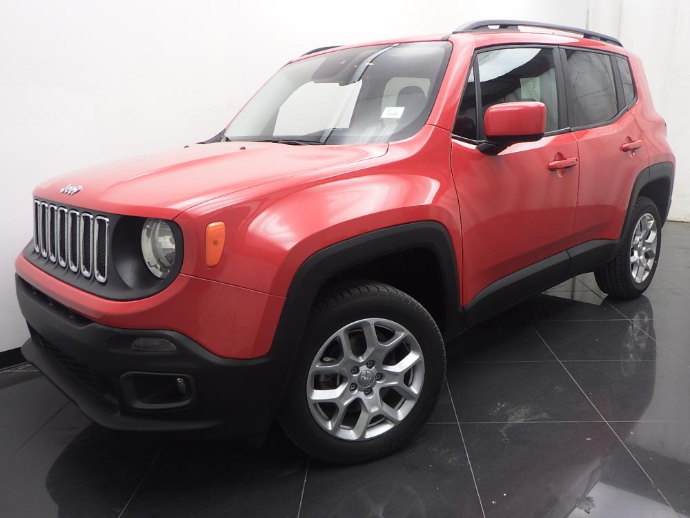 2016 Jeep Renegade Latitude - 1040200100