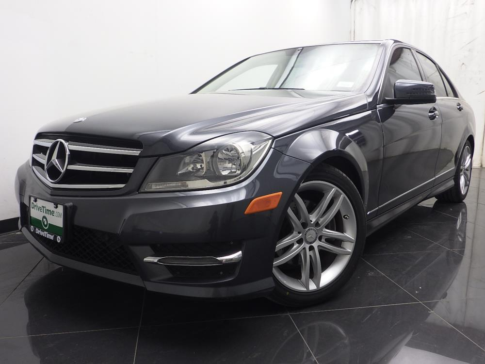 2014 Mercedes-Benz C250 Luxury  - 1040200104