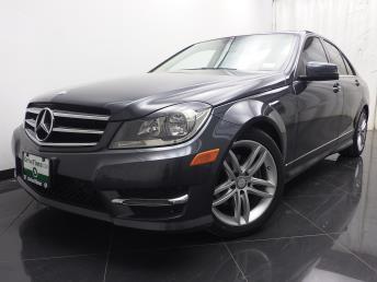 Used 2014 Mercedes-Benz C250 Luxury