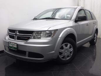 Used 2012 Dodge Journey
