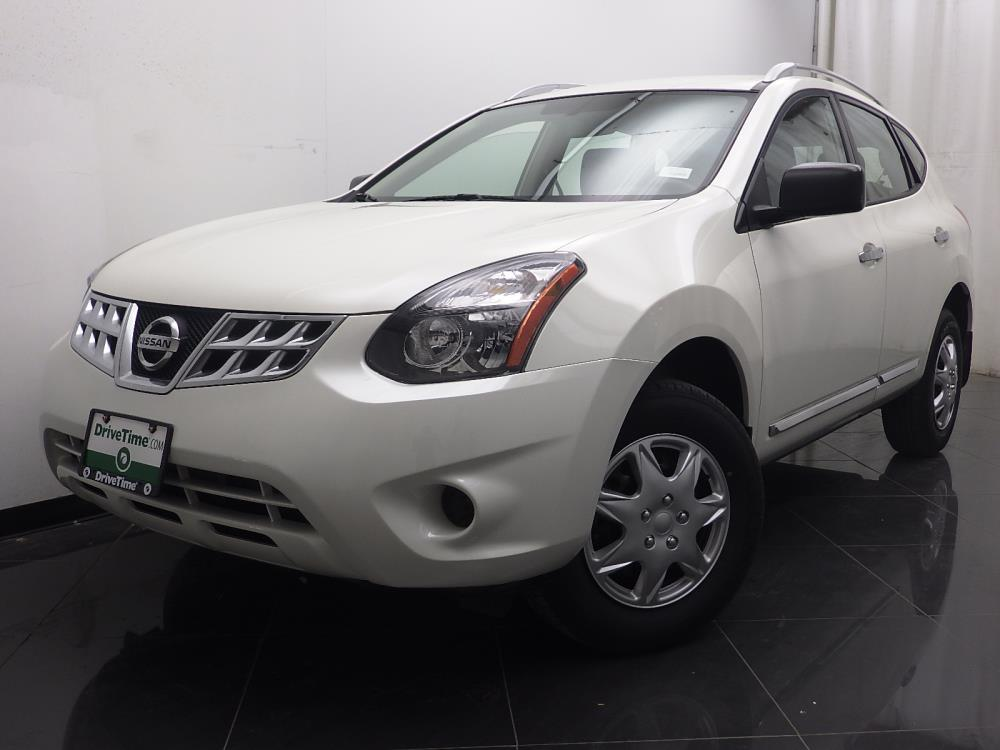 2014 Nissan Rogue Select S - 1040200359