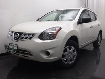 2014 Nissan Rogue Select S - 1040200359