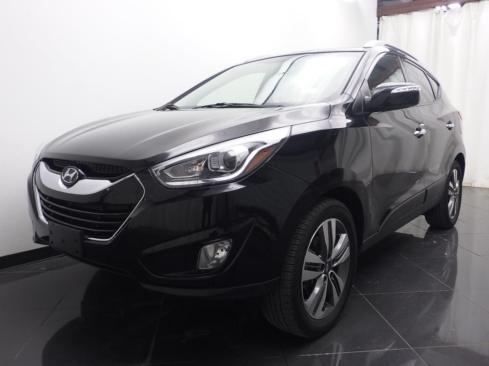 2014 Hyundai Tucson Limited - 1040200364