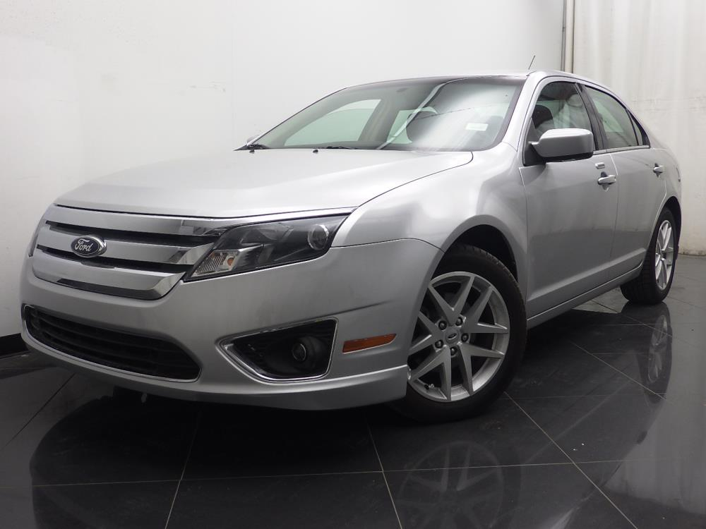 2012 Ford Fusion SEL - 1040200414