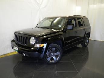 2014 Jeep Patriot High Altitude Edition - 1040200435