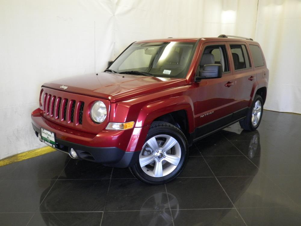 2014 Jeep Patriot Limited - 1040200439