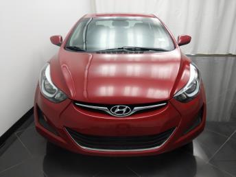 2016 Hyundai Elantra Limited - 1040200487