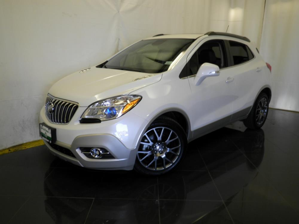 2016 buick encore sport touring for sale in dallas 1040200489 drivetime. Black Bedroom Furniture Sets. Home Design Ideas