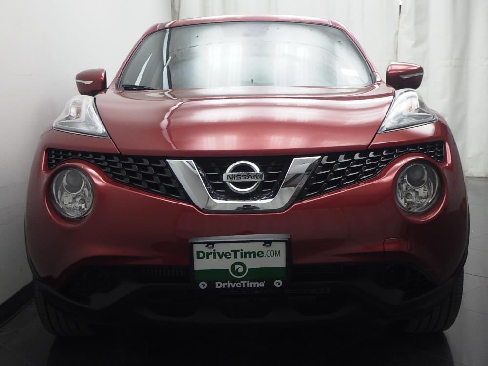 2017 Nissan JUKE SV - 1040200560