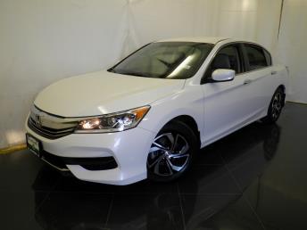 Used 2016 Honda Accord