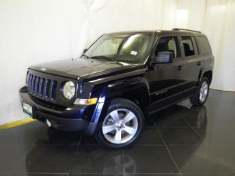 2015 Jeep Patriot Latitude - 1040200593