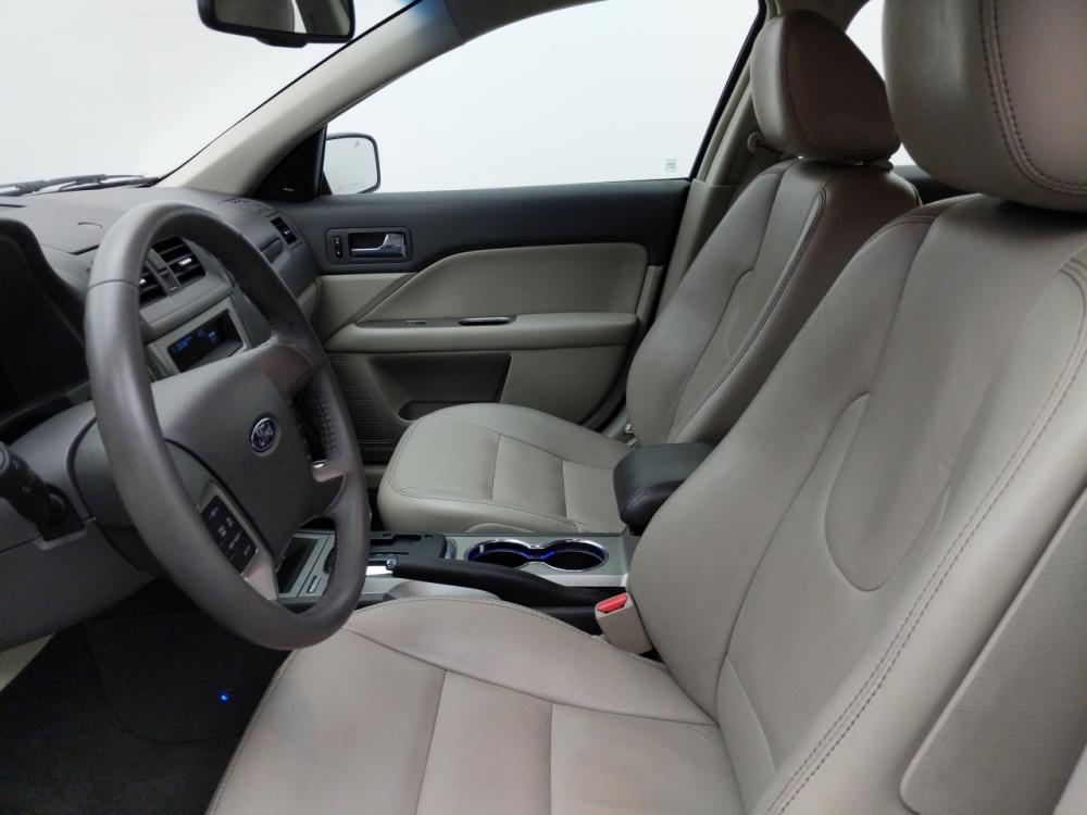 2010 Ford Fusion SEL - 1040200599