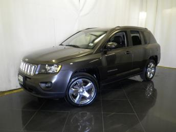2014 Jeep Compass Latitude - 1040200752