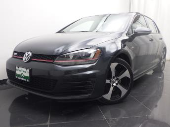 Used 2015 Volkswagen Golf GTI