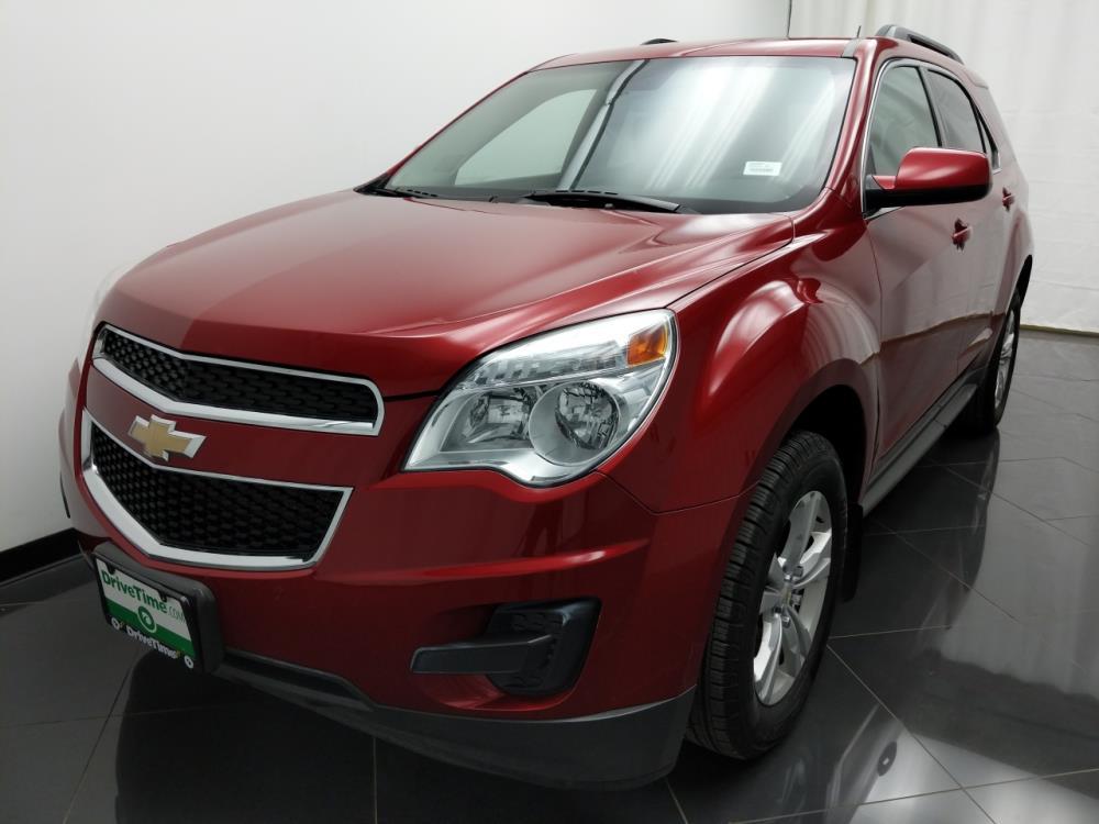 2012 Chevrolet Equinox LT - 1040200866