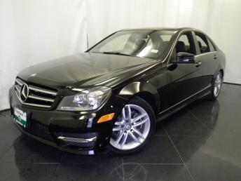 2014 Mercedes-Benz C250 Luxury  - 1040200896