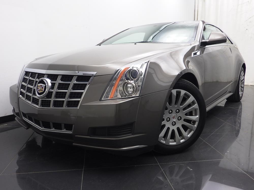 Cadillac CTS For Sale In Oklahoma City - Cadillac dealer okc